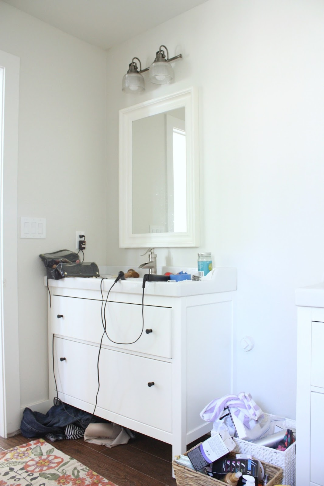 Master Bathroom Organizing Ideas: Delightful Order: Master Bathroom Organization