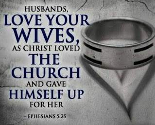 Catholic Daily Reading + Reflection: 27 October 2020 - Husbands Love Your Wives Just As Christ Loved The Church