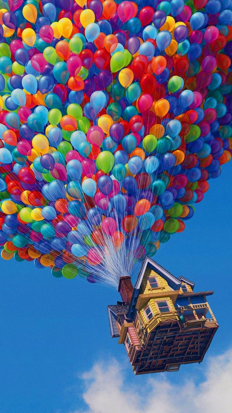 Papel de parede Para Iphone balões