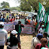 Charlyboy's OCCUPYNASSUNLTD Protest At National Assembly, Abuja - Photos
