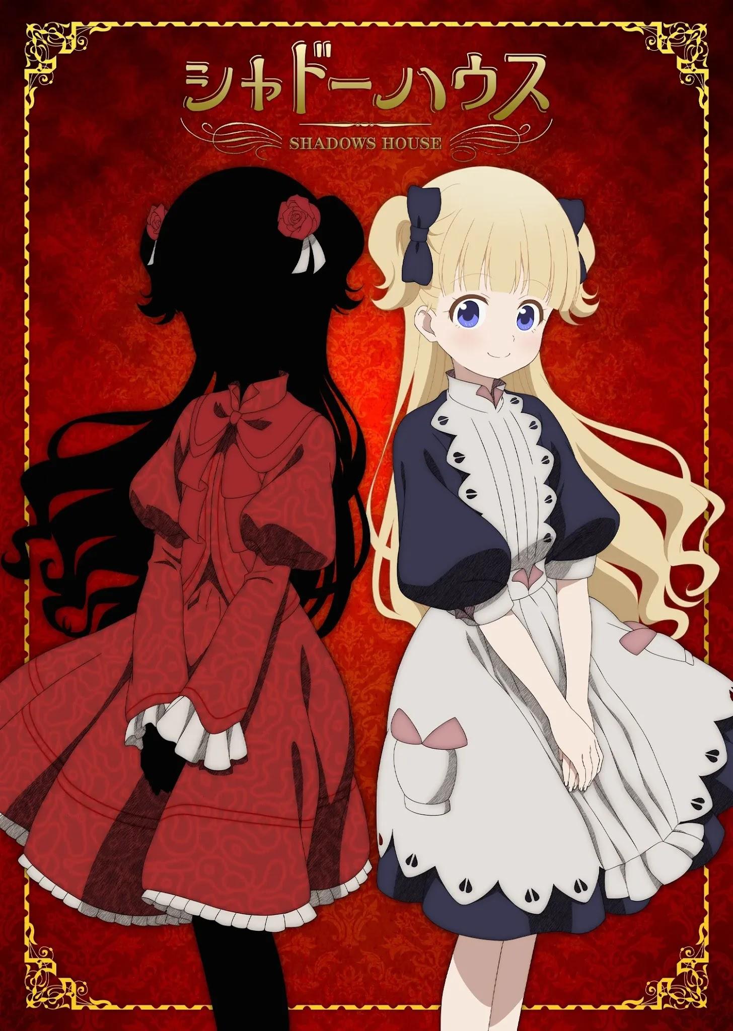 Anime 'Shadows House' tem Segunda Temporada Confirmada