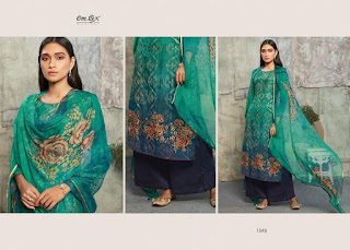 Om Tex Chloe Asfa Silk Salwar Kameez Collection