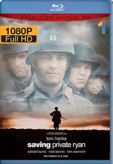 Salvar al Soldado Ryan (1998) [1080p BRrip] [Latino-Inglés-Castellano] [LaPipiotaHD]