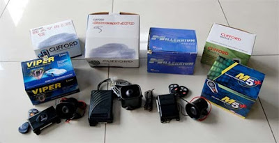 Harga Alarm Mobil Semarang Plus Pasang