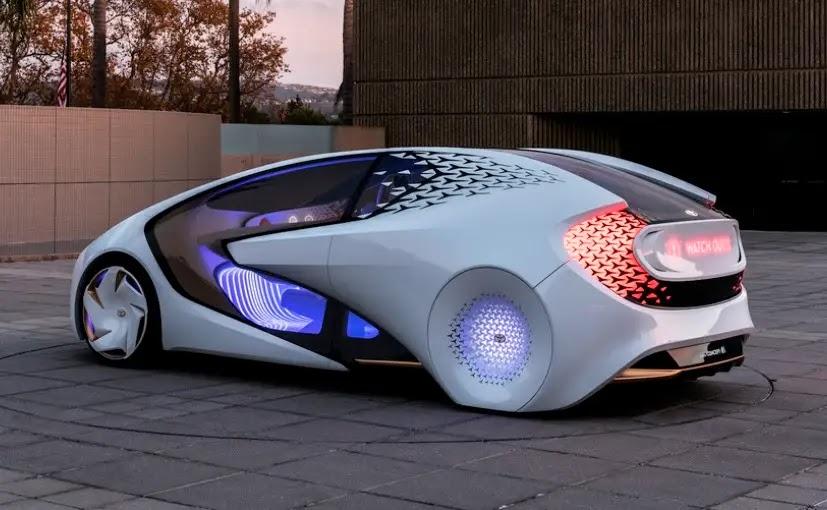 Mobil Pintar Deretan Teknologi Masa Depan yang Sudah Mulai Dikembangkan