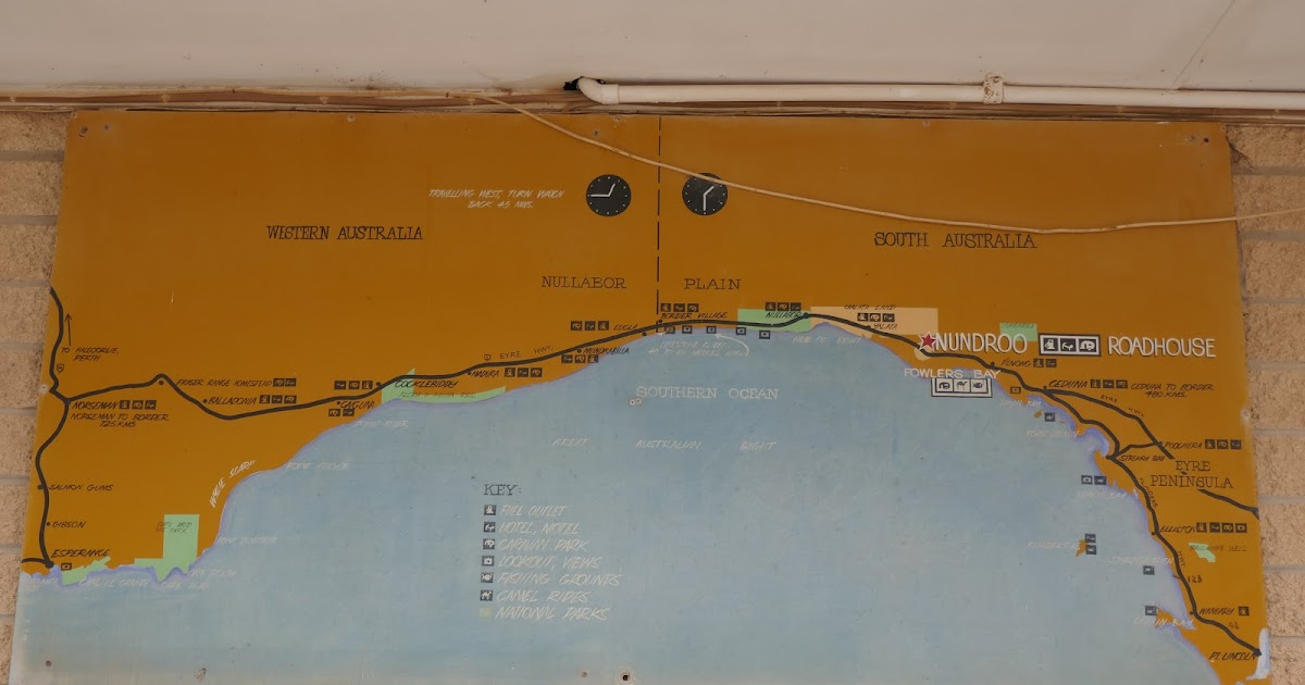 The Nullarbor, Bunda Cliffs SA