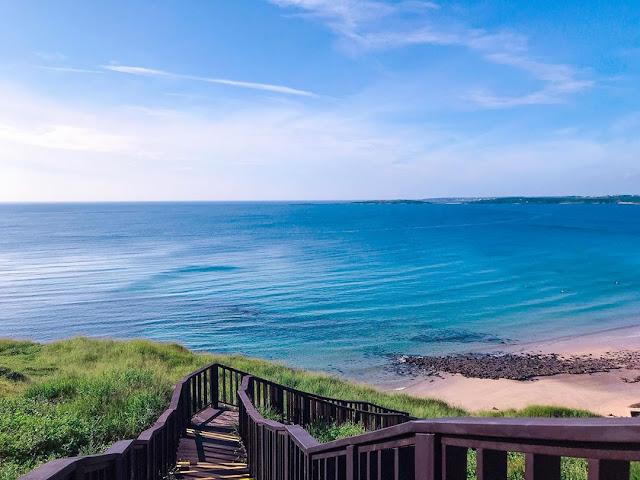 澎湖景點-內垵沙灘