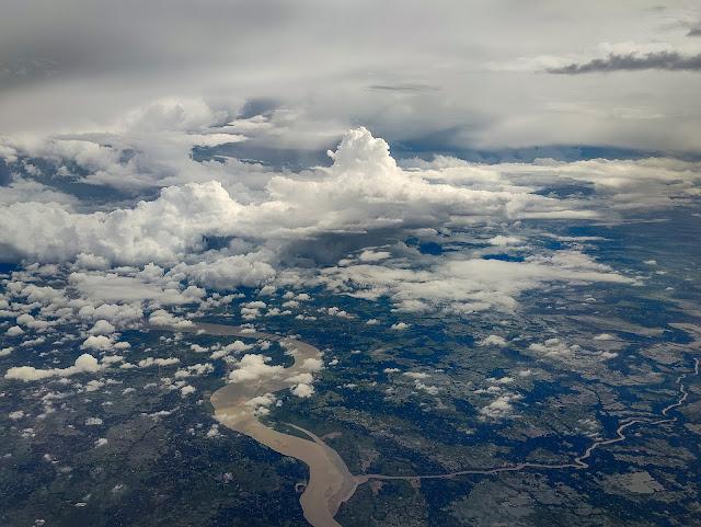 Going to Saputara by Flight