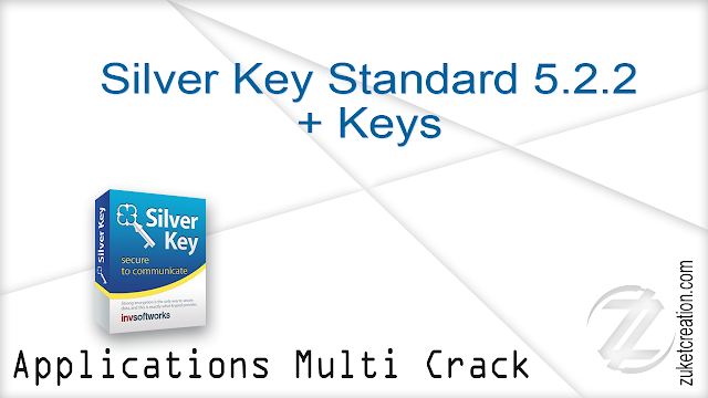 Silver Key Standard 5.2.2 + Keys     |   19 MB