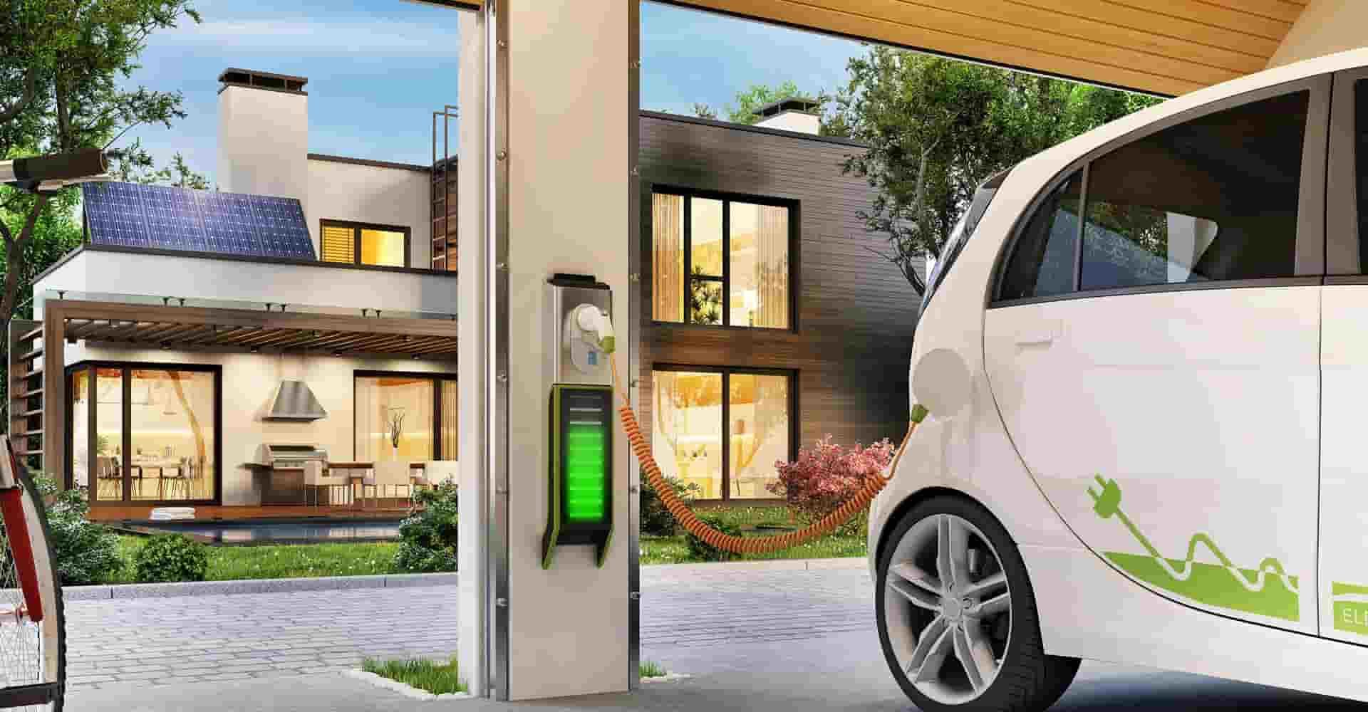 Smart Energy Management with Electric Vehicles at Home