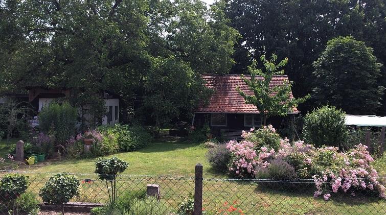 Gartenanlagen am Main
