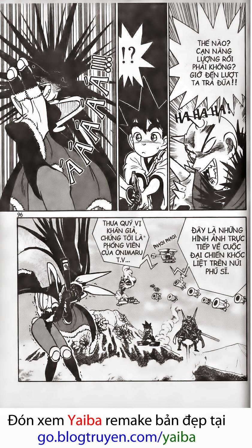 Yaiba chap 127 trang 3