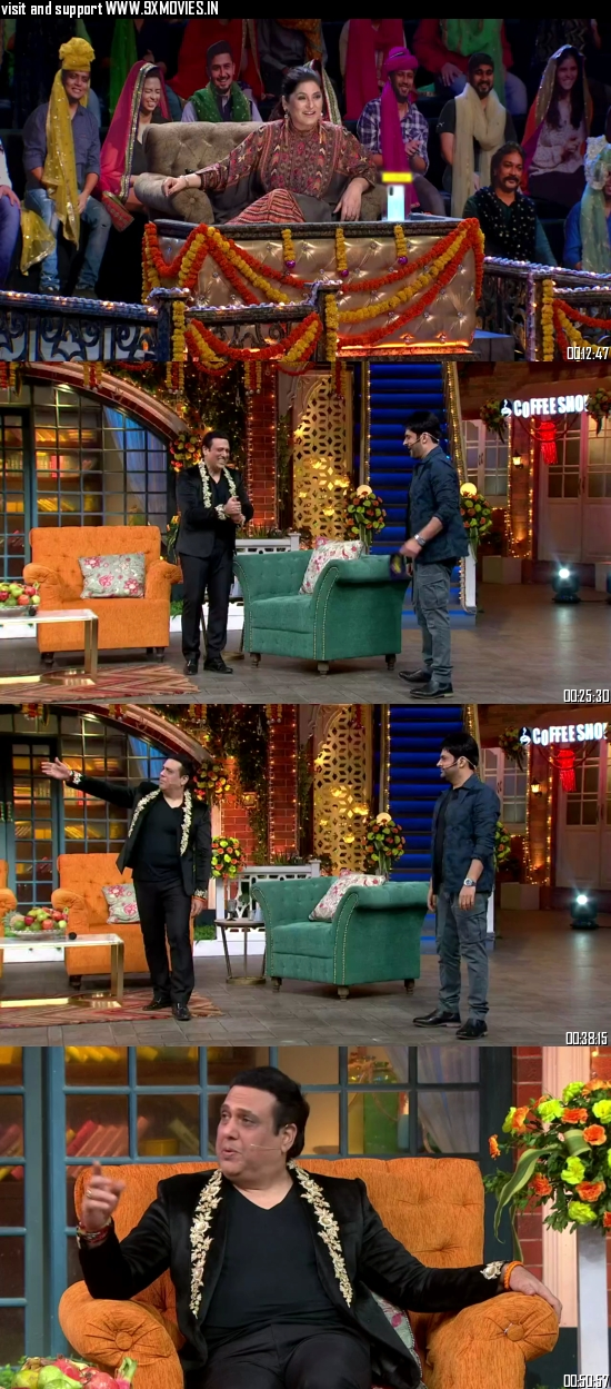 The Kapil Sharma Show 15 November 2020 HDTV 720p 480p 300MB
