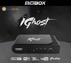 MIUIBOX IGHOST PLUS NOVA ATUALIZAÇÃO V2.50 - 04/02/2020