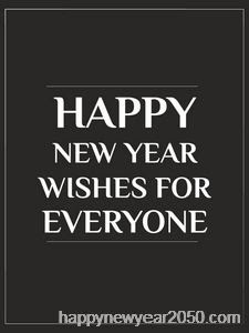 Happy New Year Wishes and Messages for 2021