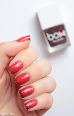 bow nail polish dance legend hex