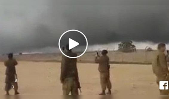 Tak benarkan Azan, Israel Dilanda Kebakaran Tak Cukup Itu Ini Bala Terbaru Israel Yang Di Kirimkan Atas Perbuatannya Lihat Video Penuh