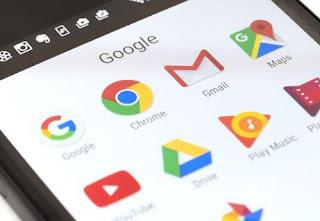 لماذا, تغير, Google, مظهر, Android, و, Gmail, وغيرها ؟