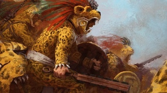 Azteklerin Jaguar Savaşçıları Kimdir? Hakkında Bilgi