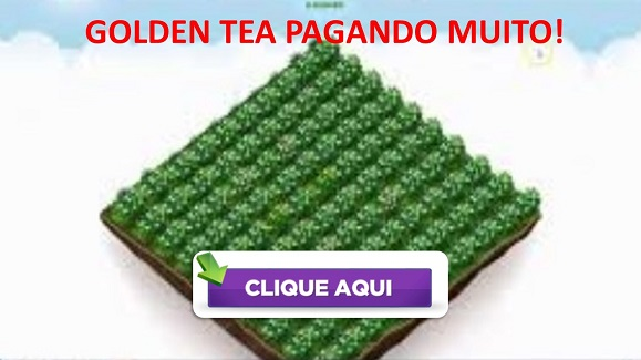 Golden Tea Paga