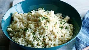 arroz de couve flor tudo gostoso