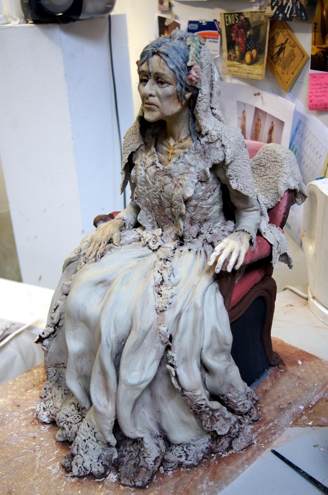 Short Story: Miss Havisham