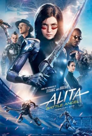 Alit Battle Angel Movie