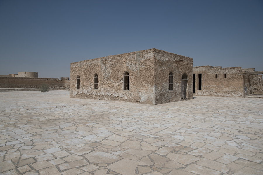 Al Uqair Caravanserai