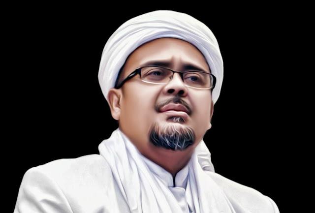 Biodata dan Profil Habib Rizieq