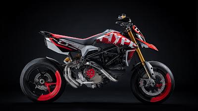 Ducati Hypermotard 950 Concept 2019