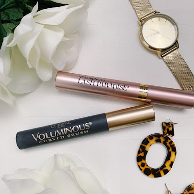 What's in my Makeup Collection- Favorite Makeup Products- L'Oreal Voluminous Maskcara