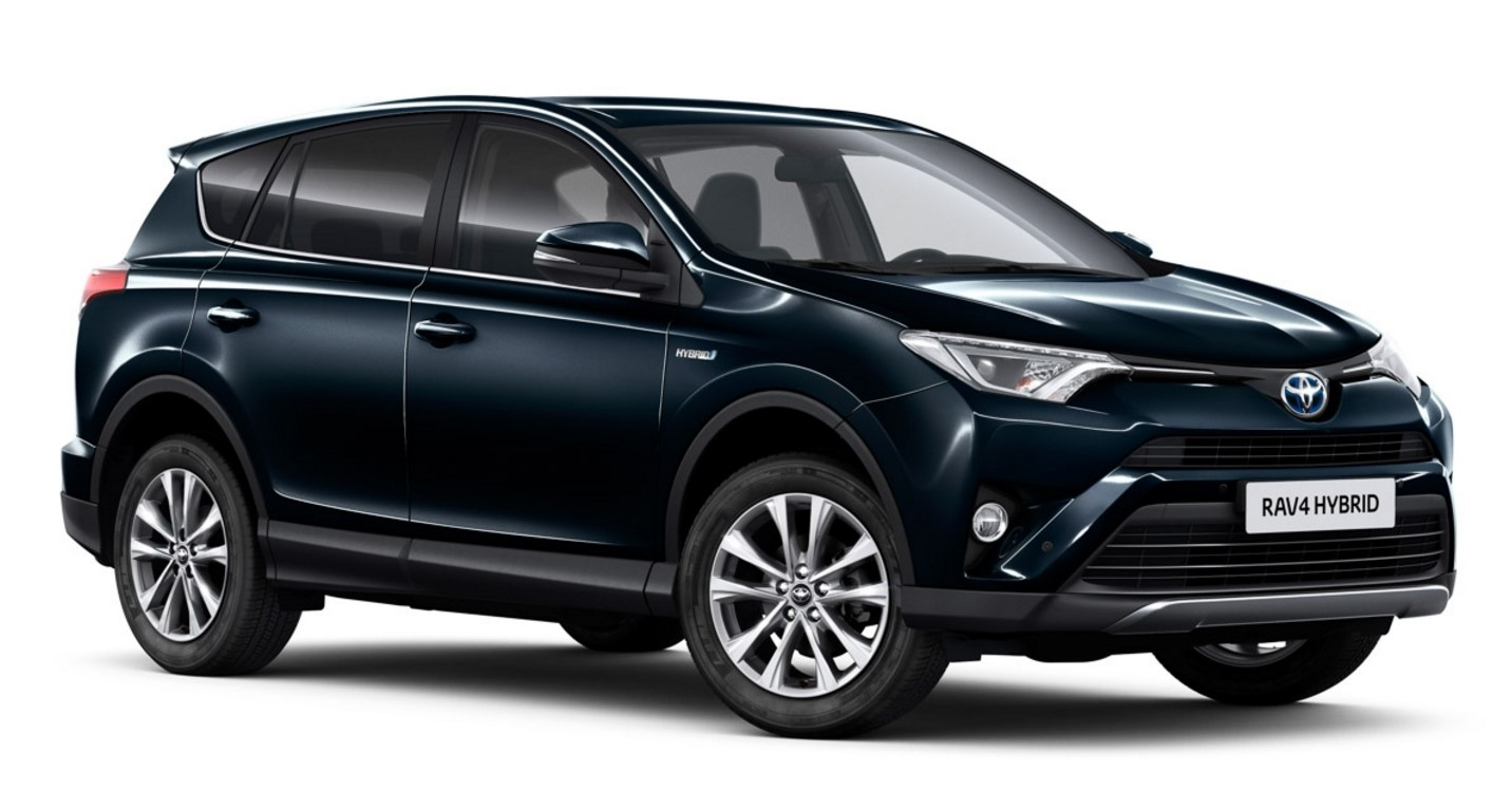 2018 Toyota RAV4 Redesign and Specs | Toyota Overview