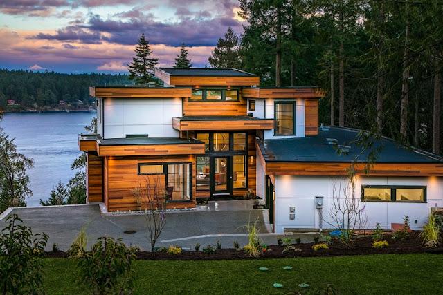 Rumah Mewah Seharga Lebih Dari 2,5 Juta Dollar AS Menjadi Hadiah Utama Undian Di Kanada