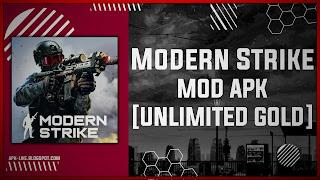 Modern Strike Online all guns unlocked