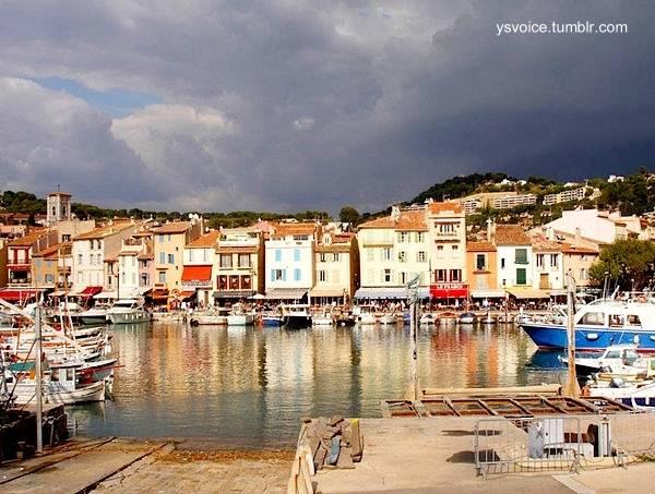 Un rincón de la Riviera francesa