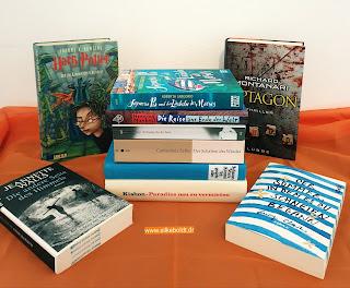 Bücher lesen, Blog schreiben, Buchempfehlung, Blog - Silke Boldt