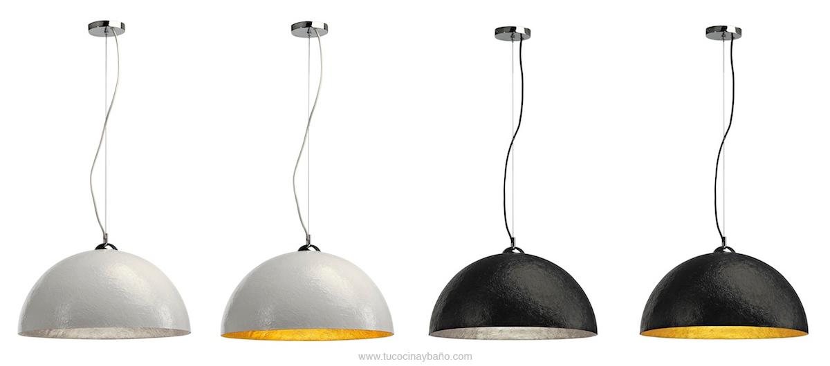 Lamparas para cocina modernas tu cocina y ba o - Lamparas colgantes cocina ...
