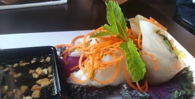 Midland Basil Thai Bistro Gluten Free Spring Rolls