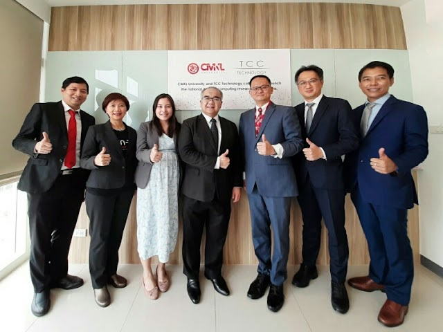 CMKL University and TCC Technology collaborate to launch   national AI supercomputing research infrastructure