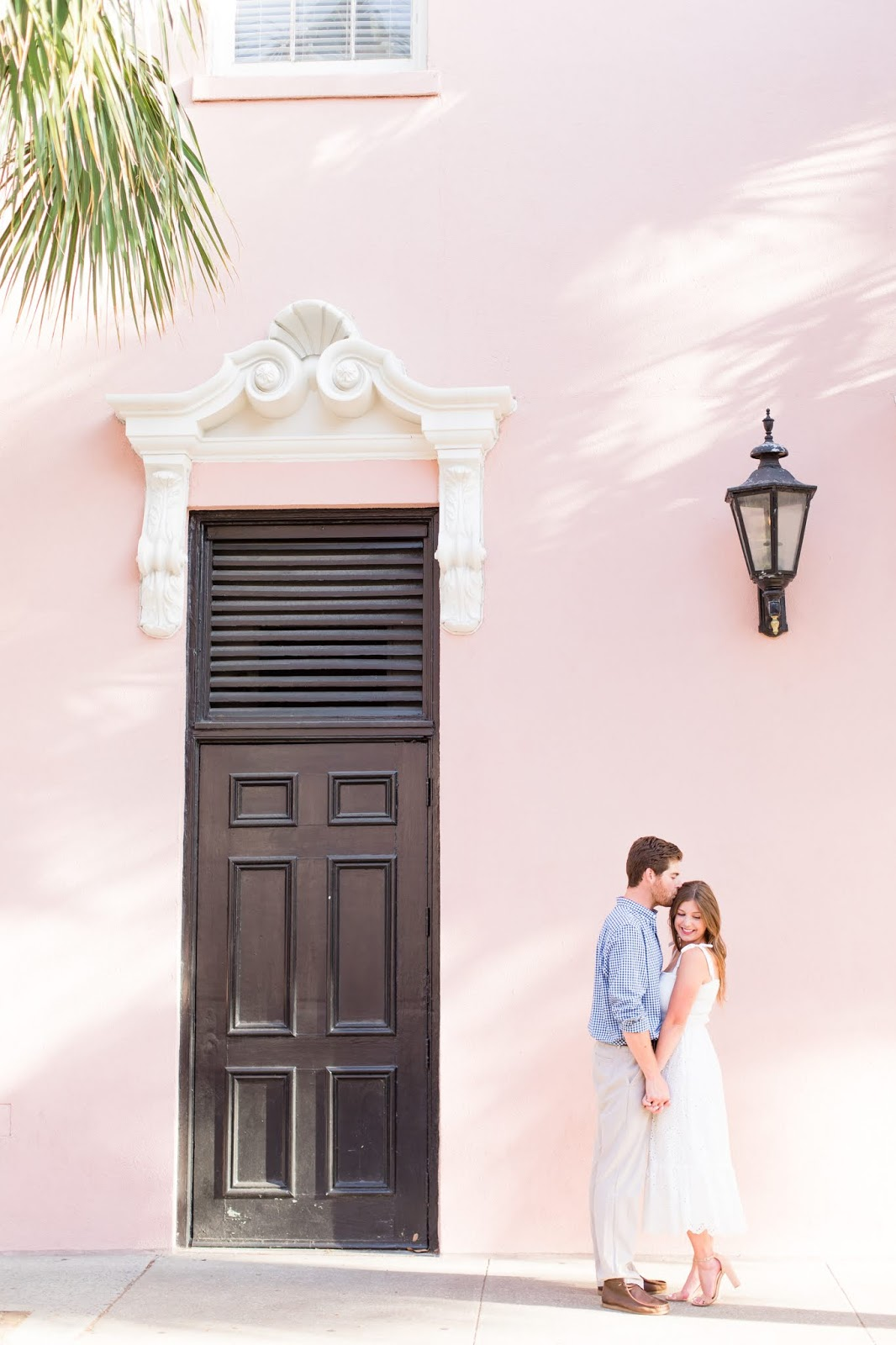 Charleston Engagement Photoshoot Session - Chasing Cinderella