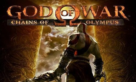 God OF War Chains OF Olympus Download For Android PPSSPP