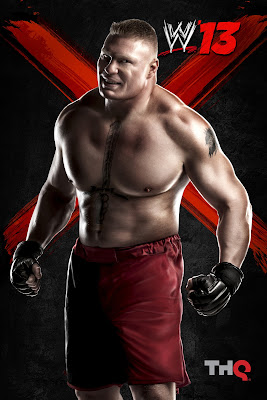 WWE 13 PC Game Free Full Version Screenshot