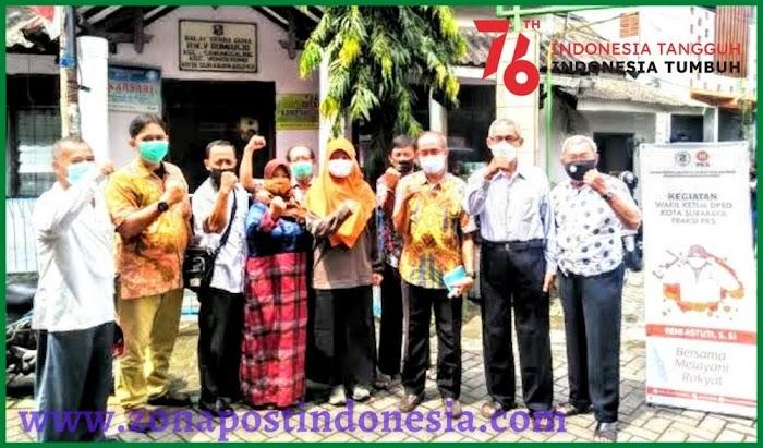 SE Nomor 003.1/9260/436.8.4/2021, yang dikeluarkan oleh Wali Kota Surabaya Tentang Gelar Malam Tirakat Banyak Diterapkan Warga