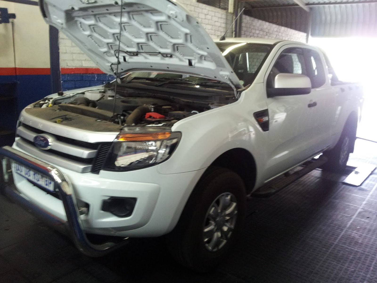 Ford Ranger 3.2 TDCI (4x4) (6 Speed Manual) Performance Chip Tuning - ECU  Remapping (+35.6kw & 103nm)