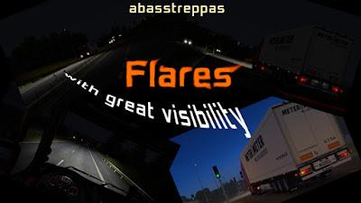 Abasstreppas Flare Pack 1.5.2 - ETS2 1.40