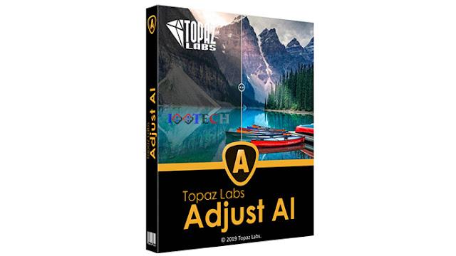 تحميل برنامج Topaz Adjust AI كامل مع التفعيل