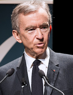 Richest-Person-Bernard-Jean-Etienne-Arnault-and-Family