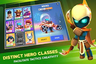heroes strike offline unlock all characters