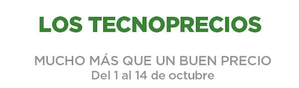 Top 15 ofertas Del 1 al 14 de octubre de El Corte Inglés