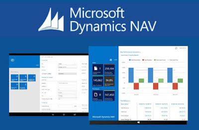 Dynamics Navision for Information Technology